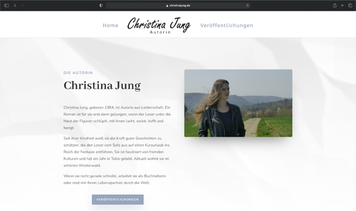 Christinajung